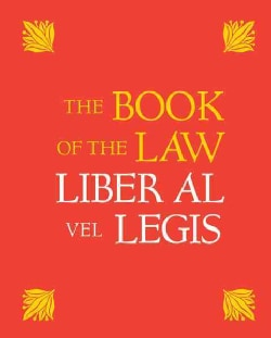 The Book of the Law/Liber Al Vel Legis (Hardcover)