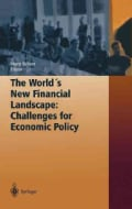 The World's New Financial Landscape: Challenges for Economic Policy (Hardcover)