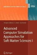 Advanced Computer Simulation Approaches for Soft Matter Sciences I (Paperback)