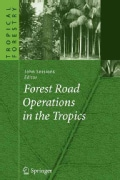 Forest Road Operations in the Tropics (Paperback)