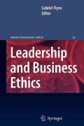 Leadership and Business Ethics (Paperback)