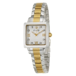 Bulova Accutron Women's 'Masella' Stainless Steel Watch