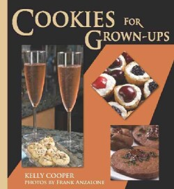 Cookies for Grown-ups (Hardcover)