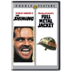 Full Metal Jacket/The Shining (DVD)