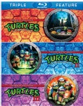 Teenage Mutant Ninja Turtles/Teenage Mutant Ninja Turtles 2/Teenage Mutant Ninja Turtles 3 (Blu-ray Disc)