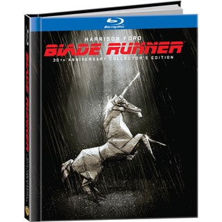 Blade Runner: 30th Anniversary Collector's Edition DigiBook (Blu-ray/DVD)