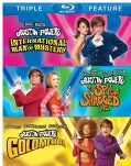 Austin Powers: International Man Of Mystery/Austin Powers: The Spy Who Shagged Me/Austin Powers: Goldmember (Blu-ray Disc)