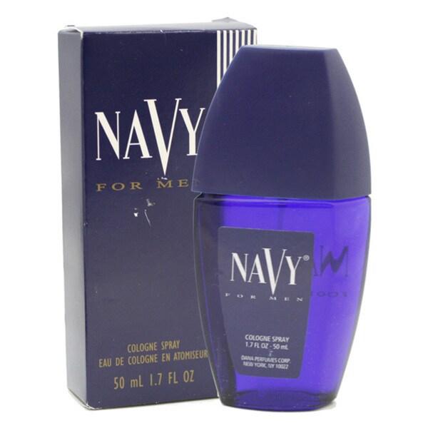 Dana Navy Men's 1.7-ounce Cologne Spray