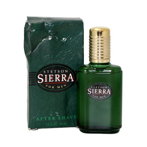 Coty 'Stetson Sierra' Men's 1.5-ounce Aftershave (Damaged Box)