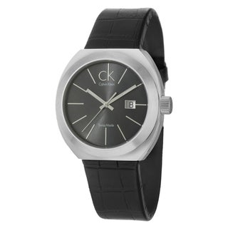 Calvin Klein Men's 'Nation' Stainless-Steel Water-Resistant Watch