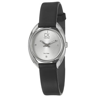 Calvin Klein Women's 'Ridge' Stainless Steel Watch