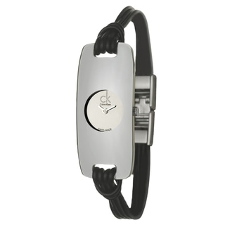 Calvin Klein Women's 'Connect' Mirror Quartz Watch