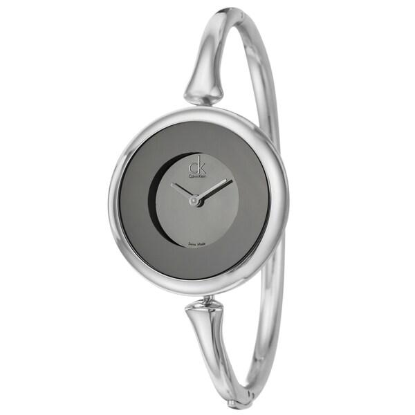 Calvin Klein Women's 'Sing' Water Resistant Stainless Steel Watch