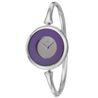 Calvin Klein Women's 'Sing' Stainless Steel Watch