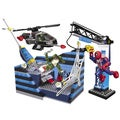 Mega Bloks Amazing Spider-Man Oscorp Tower Battle Playset