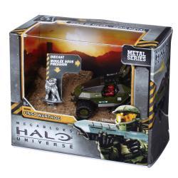 Mega Bloks Halo UNSC Warthog Playset