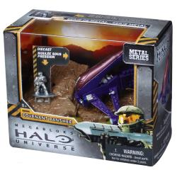 Mega Bloks Halo Covenant Banshee Playset