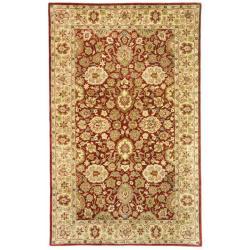 Safavieh Handmade Persian Legend Rust/ Ivory Wool Rug (8'3 x 11')