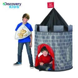 Discovery Kids Indoor/ Outdoor Knight Play Castle