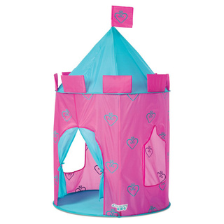Discovery Kids Pink Indoor/ Outdoor Princess Play Castle