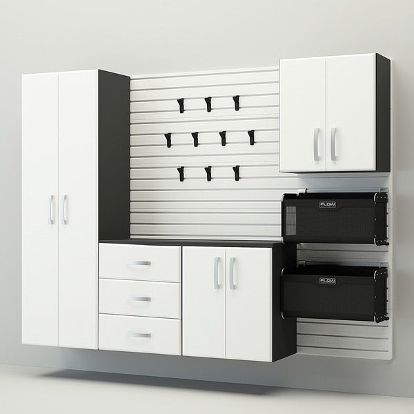Flow Wall 6-piece Deluxe Cabinet Set