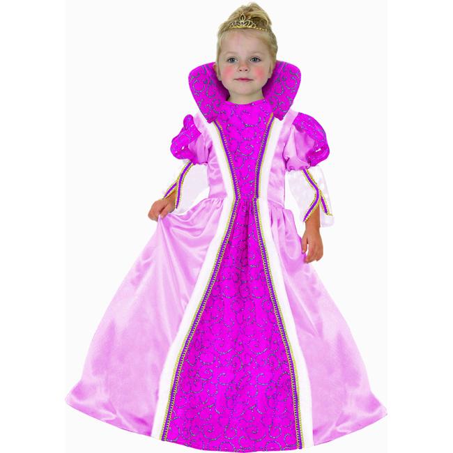 Dress Up America Girls' 'Regal Queen' Costume