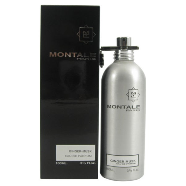 Montale Ginger Musk Women's 3.3-ounce Eau de Parfum Spray