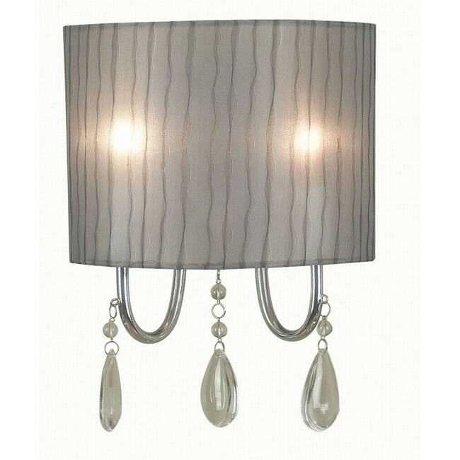 Corea 2 Light Sconce