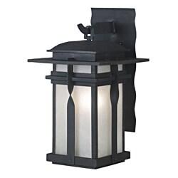 Harriott 1 Light Small Black Lantern