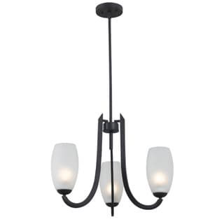 Kuti 3 Light Chandelier