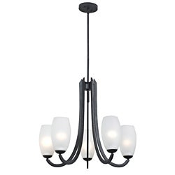 Kuti 5 Light Chandelier