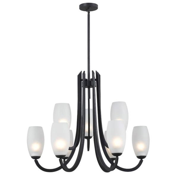 Kuti 9 Light Chandelier