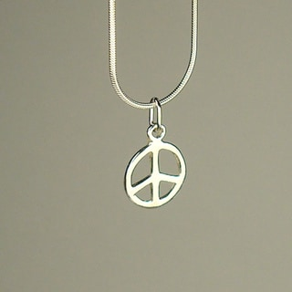 Jewelry by Dawn Peace Sterling Silver Snake Chain Necklace