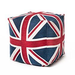 24-inch Union Jack Cube