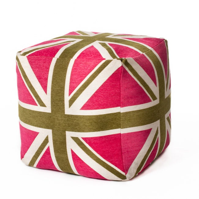 24 inch Union Jack Cube