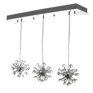 Modern Crystal 18-light Fixture Chandelier