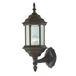 Brubeck 1 Light Wall Lantern
