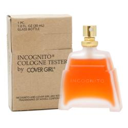 Cover Girl 'Incognito' Women's 1-ounce Eau de Cologne Spray (Tester No Cap)