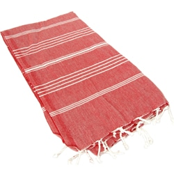 Stripe Turkish Cotton Fouta Towel