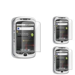 Screen Protector for HTC MyTouch 3G Slide (Pack of 3)