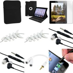 BasAcc Case/ Protector/ Splitter/ Headset/ Stylus for Apple iPad 2/ 3/ New iPad/ 4