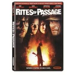 Rites Of Passage (DVD)