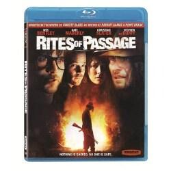 Rites Of Passage (Blu-ray Disc)