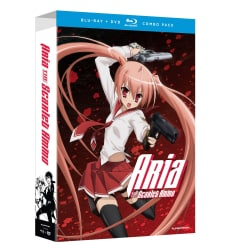 Aria: Aria, the Scarlet Ammo (Blu-ray/DVD)