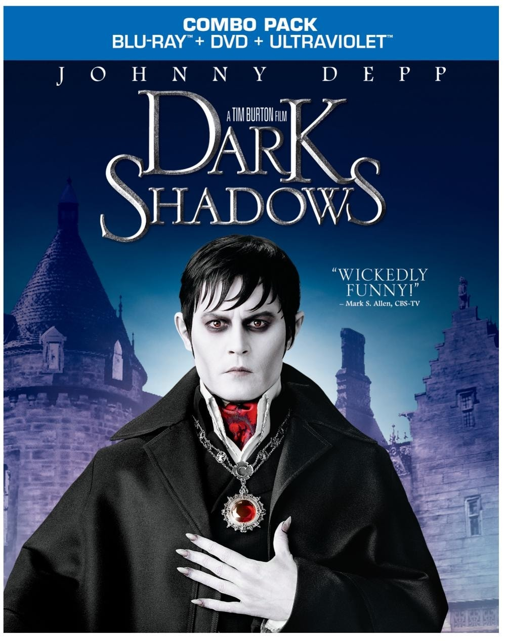 Dark Shadows (Blu-ray/DVD)