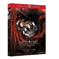 Hellsing Ultimate: Vols. 1-4 Box Set (Blu-ray/DVD)