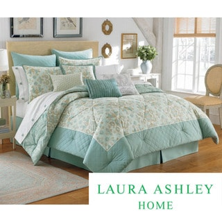 Laura Ashley Felicity 8-piece Bed in a Bag with Sheet Set