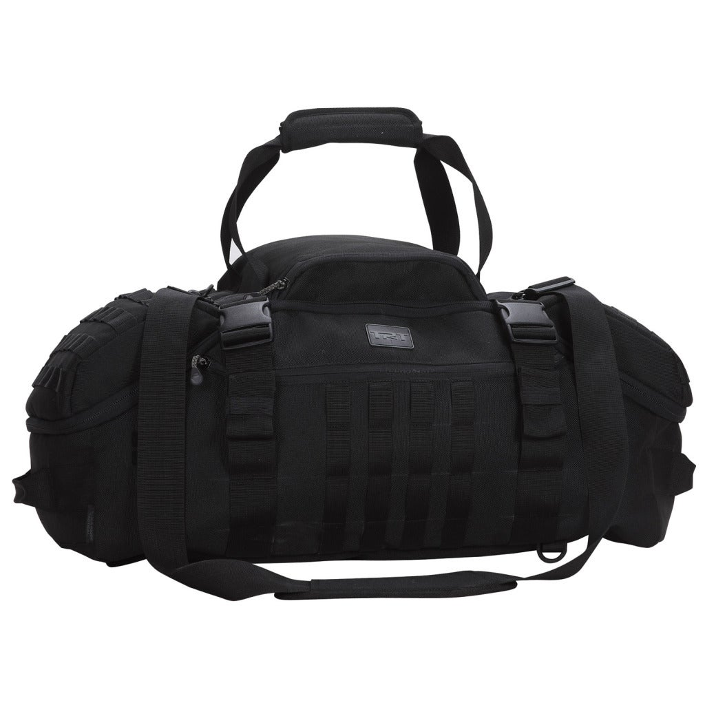 Timber Ridge by Texsport Black Forced Entry Gear Bag