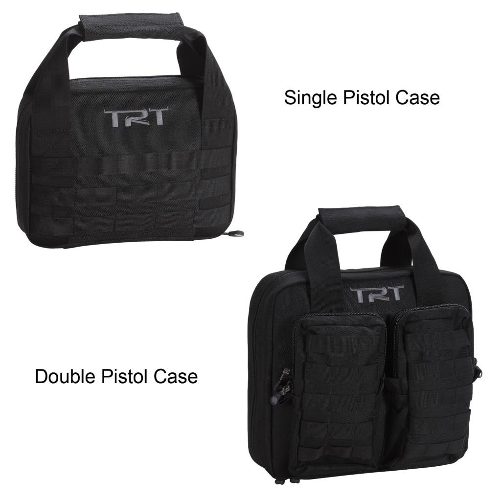 Timber Ridge by Texsport Black Pistol Case