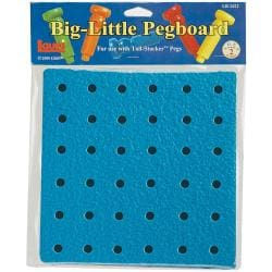 Patch Products Big-Little 36 Hole Pegboard